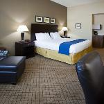  Take a load off in our King Bed Guest Room.