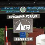Φωτογραφία: Bungalows at Campsite Korana
