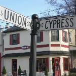 Located corner of Union and Cypress St in Kennett Square