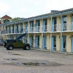 Scottish Inns Vicksburg resmi
