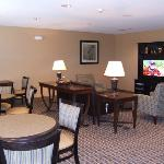  Our Family Room can be rented for private parties