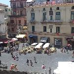  La piazza di Amalfi