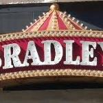 The Bradley Playhouse Marquee