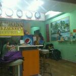 Saigon Backpackers Hostel Foto