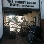 Foto de The Forest Lodge Hotel