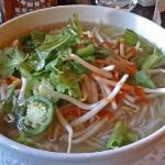 My Nice Almost Hot Enough Pho Ga
