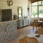  You can use the great kitchen and amenities