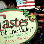 Tastes of the Valleys Wine Bar