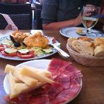 Tapas Essen in Port de Alcudia
