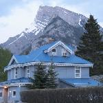 Foto van Blue Mountain Lodge