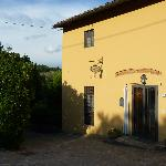 Foto de Lombrichino Bed & Breakfast