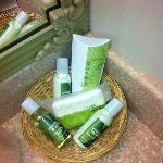  iPhone pictures: Bath &amp; Bodyworks toiletries. Nice :)