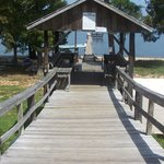  Entrance to Beach/ Pier