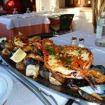 Grilled Seafood for 2 @ Casa Velha