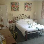 Downstairs double bedroomn
