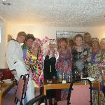  our party with owner Marie