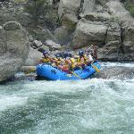 rafting at Buffalo Joe's