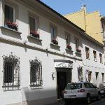  Front of Al Teatro Hotel