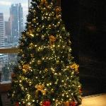 Christmas Tree at the Grand Club