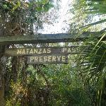 Matanzas Pass Preserve