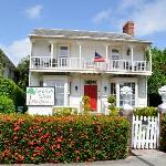 Foto de Sabal Palm House Bed and Breakfast Inn