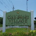  Cold Springs Village sign