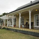 Foto de Branell Homestead Bed and Breakfast
