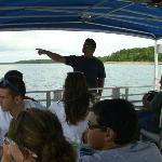 Educational estuary cruises, sunset cruises, and more