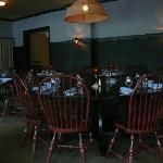 The Madison Room, where we ate