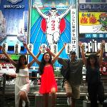 Glico&#39;s running man is the symbol of Osaka