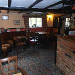  cosy pub area