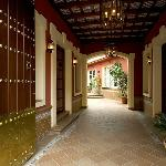  ENTRADA HOTEL RESTUARANTE