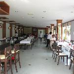  salle de restaurant, comme  la cantine