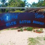Blue Lotus Resort resmi