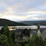 Blick über Fort William