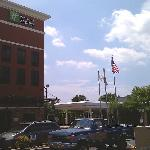 Holiday Inn Express Washington DC - BW Parkway resmi