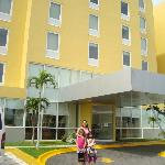 City Express Coatzacoalcos resmi