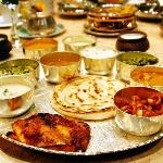 Delicious Food at Hotel Maruti Mandapam