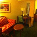 Foto van Fairfield Inn & Suites Denton