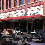 Colophon Cafe Bellingham