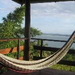 Time to kick back in the hammock