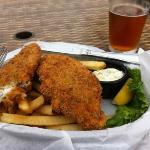  Waterfront Cafe Fish and Chips