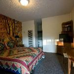  Sequoia Motel room