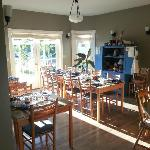  Dining area - Breakfast