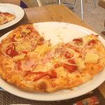 Pizza! Beautiful!