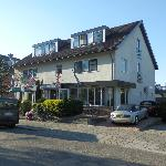Hotel-Pension Berg en Bos照片