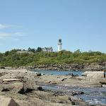 Cape Elizabeth East Light