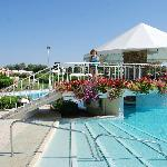 Hotel Baia Di Nora swimming pool