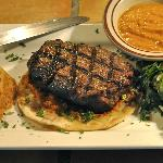 Filet mignon with Chipotle sauce