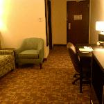 Comfort Suites Lake City resmi